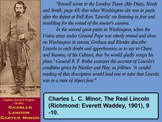 AMEN! Lincoln WAS a COWARD AND VERY PARANOID! He should have hung from the GALLOWS with ALL of his ACCOMPLICES!
