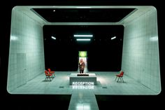 People, Places and Things at the Dorfman Theatre