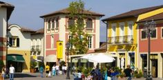A trip to the Serravalle Outlets is an absolute must for fashion-lovers looking for heavily discounted Italian fashion.