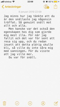 Hard To Love, Love You, Swedish Quotes, Different Quotes, Sad Quotes, Things To Think About, Mood, Writing, How To Plan