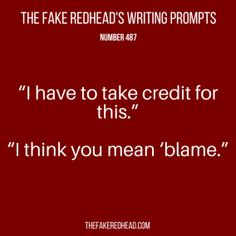 2018 – The Fake Redhead Writes Writing Inspiration Prompts, Daily Writing Prompts, Book Prompts, Creative Writing Prompts, Writing Challenge, Book Writing Tips, Writing Words, Writing Quotes, Writing Skills