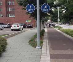 Completed section of the downtown Cultural Trail in Indianapolis, IN. - Google Search