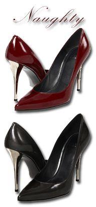 Stuart Weitzman Naughty Heels