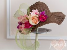 Top It Off: {DIY} Derby Hats | Simply Tale