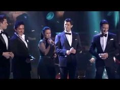 20+ Years Later Jasmine from 'Aladdin' Sings 'A Whole New World' with Il Divo   fascinately   fascinatingly shareable.