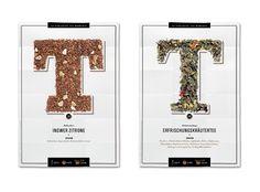 Paper Pleasure, typography, Tea-Time, kreativ