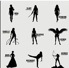 I love that they added Mare Barrow. She is one of my favorite heroines