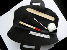 Doctor's Bag Craft - would be great for a Good Samaritan lesson