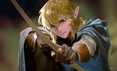 Link Botw, Zelda Video Games, Hyrule Warriors, Pokemon Ships, Different Art Styles, Natsume Yuujinchou, Legend Of Zelda Breath, Link Zelda, Twilight Princess