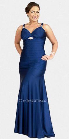 Atria Plus Size Sexy Plus Size Prom Gowns_1