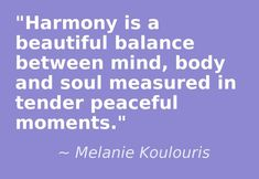 Balance Quotes And Sayings