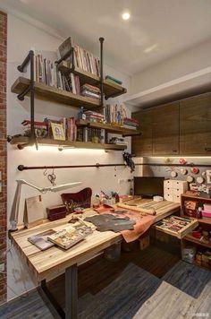 如果這是我的工作室