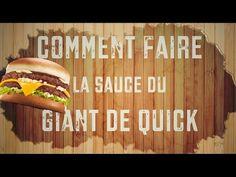 On vous dévoile les recettes des sauces Giant et Big Mac !