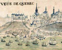 7 – Propriétés de Christophle Crevier Acadie, Trois Rivieres, France 2, Canada, Genealogy Research, Rouen, Bnf, Quebec City, City Maps