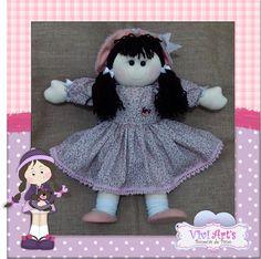 Boneca Aninha com 50cm