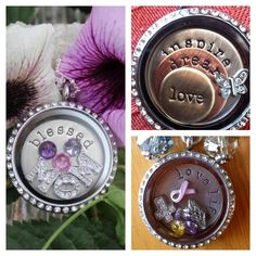 Lockets for mothers, grandmothers, daughters, aunts, sisters, wives! ! Living locket as a gift! Unique jewelry.   Www.mitzigoodson.origamiowl.com