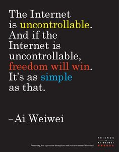 Ai Weiwei Quotes - Bing Images