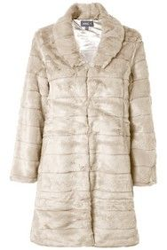 Apricot Stone Faux-Fur Tiered Long Coat http://www.apricotonline.co.uk/mall/productpage.cfm/womensclothing/_5051839149045/461696/Stone-Faux-Fur-Tiered-Long-Coat