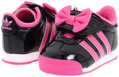 Adidas Kids - Samoa Minnie Mouse (Infant/Toddler)  $38