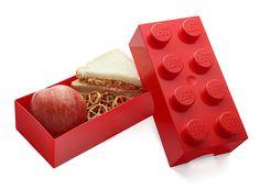 #LEGO #Lunch Boxes on ThinkGeek - http://www.thebrickfan.com/lego-lunch-boxes-on-thinkgeek/