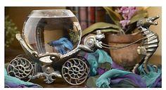 Enchanted Evening Betta Bowl in Victorian Brass = amazing!