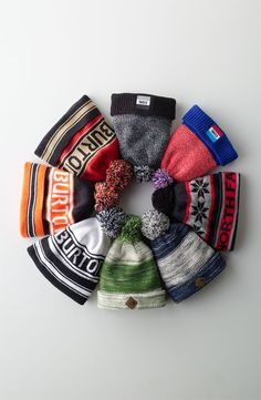 80's Inspired Beanies to keep him warm #Holiday #Nordstrom