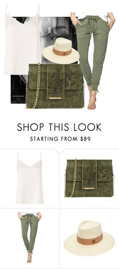 """""""how much"""" by fashionista-763 on Polyvore featuring мода, L'Agence, Tuscany Leather, Sanctuary и Maison Michel"""