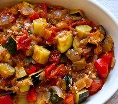 Ratatouille a super-healthy French recipe - Get the recipe on http://www.cholesterolmenu.com/recipe/ratatouille-recipe/