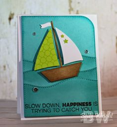 Crafting with Betty: Happiness and Tweet On You!