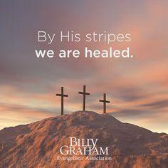 REDE MISSIONÁRIA: WE ARE HEALED