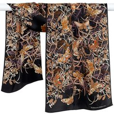 Japanese Butterfly Scarf - Scarves - Apparel - The Met Store