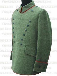 -32539 WWI GERMAN M1907 FELD GEEY WOOL TROUSERS CUSTOM TAILORED // MADE