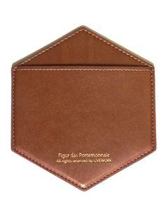 HEXAGONAL CARD CASE #formfunctstyle
