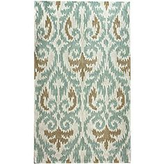 nuLOOM Handmade Ikat Rug (5' x 8') | Overstock.com Shopping - Great Deals on Nuloom 5x8 - 6x9 Rugs