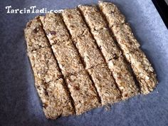 New Cake : fruit oat bars (without sugar) Oat Bars, Granola Bars, Healthy Cooking, Cooking Recipes, Healthy Recipes, No Gluten Diet, French Cake, New Cake, Quick Easy Meals