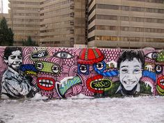 Iran Graffiti