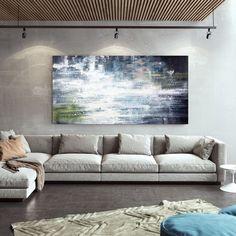 Abstract Acrylic Paintings Textured Wall Art Large Wall image 7 Large Abstract Wall Art, Large Artwork, Extra Large Wall Art, Large Painting, Modern Wall Decor, Home Decor Wall Art, Art Decor, Oversized Wall Art, Canvas Wall Art