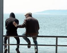 Mr. Robot: Rami Malek on set in Coney Island {behind the scenes from April 2015}