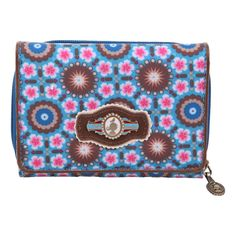 Pip Studio - Chinoise Small Wallet - Blue