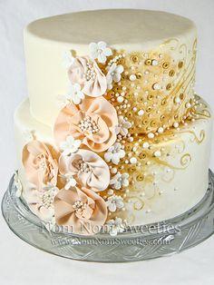 Fashion Inspired Cake