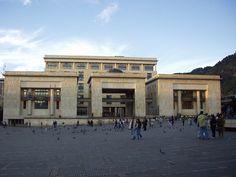 Palacio de Justicia - Bogotá, Colombia