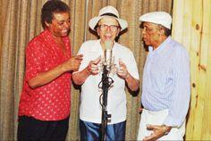 Dicró, Moreira da Silva e Bezerra da Silva. - os três tenores do samba