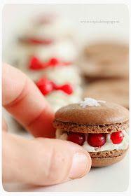Cupcakes a gogó: I love macarons!!