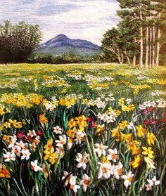 Thread Painting Artists | Thread Painting Artist