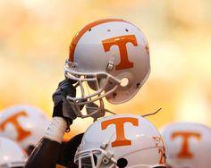 Tennessee Volunteers Helmet Picture at Tennessee Volunteer Photos