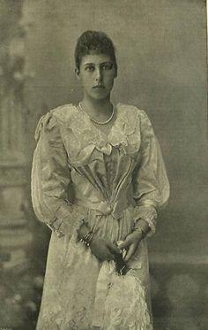 Victoria Melita de Saxe-Cobourg-Gotha (1876-1936)