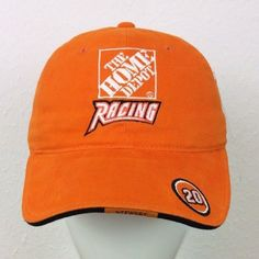 a62b3048f82 NASCAR Tony Stewart Home Depot  20 Hat By Chase New (X)