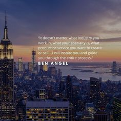 And to get you started grab yourself a FREE copy of my bestselling marketing book downloaded by over 60,000+ entrepreneurs worldwide.      Head to: www.benangel.co now to download your free 300 page marketing book.  #marketing #entrepreneurs #smallbusiness