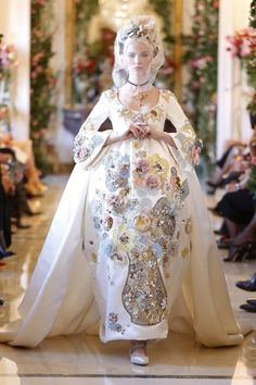 Dolce&Gabbana Spring/Summer 2014 Couture