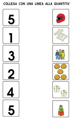 Math Activities For Kids, Kindergarten Math Activities, Kindergarten Math Worksheets, Math For Kids, Worksheets For Kids, Numbers Preschool, Preschool Printables, Free Preschool, Math Lab